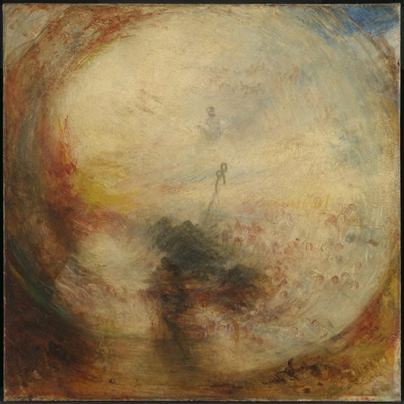 JMW Turner, Light and Colour