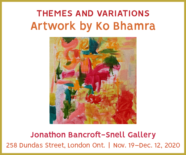 Themes and Variations by Ko Bhamra