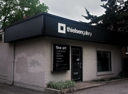 A Fond Farewell to the Thielsen Gallery